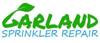 Garland Irrigation and Sprinkler Repair Logo